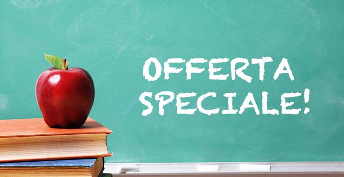 Voglia di scuola…scopri le nostre offerte sulle lampade da scrivania
