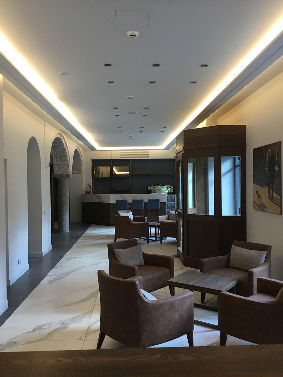Hotel centrale Cernobbio