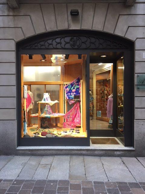 A. Picci in via Vittorio Emanuele